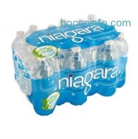 ihocon: Niagara 16.9 fl. oz. Purified Drinking Water (24-Pack)