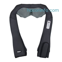 ihocon: Naipo Kneading Massage Neck and Shoulder Massager Rechargeable Battery and Heat 充電式加熱頸部電動按摩器