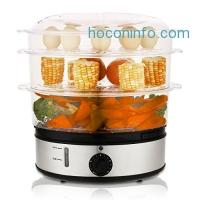 ihocon: MeyKey MK5159 Healthy Food Steamer with Timer 電蒸籠