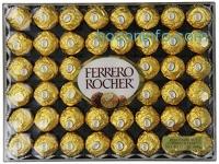 ihocon: Ferrero Rocher Hazelnut Chocolates, 48 Count