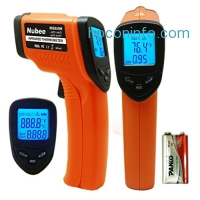 ihocon: Nubee Temperature Gun Non-contact Infrared Thermometer 免接觸雷射測温槍
