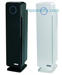ihocon: GermGuardian AC5350W Elite 4-in-1 Air Cleaning System with True HEPA Filter, UV-C Sanitizer, Allergen and Odor Reduction空氣清淨器-兩色可選