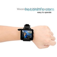 ihocon: Virhuck T909 FPV Watch Receiver Mini Monitor 手戴迷你FPV螢幕