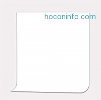 ihocon: MVPower 5x10ft / 1.6x3m White Photography Backdrop Background Screen白色攝影背景