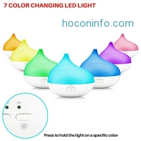 ihocon: Sterline 300ml Ultrasonic Essential Oil Diffuser/ Humidifier超音波精油擴香機/室內加濕器