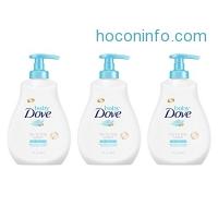 ihocon: Baby Dove Tip to Toe Wash, Rich Moisture 13 oz, 3 Pack