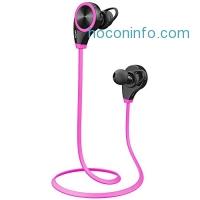 ihocon: Ecandy Bluetooth Headphones with Mic藍芽無線麥克風耳機