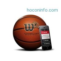 ihocon: Wilson X Connected Smart Basketball with Sensor that Tracks Shots智能籃球