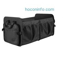 ihocon: MIU COLOR Foldable Waterproof Cargo Trunk Organizer防水可折疊汽車收納箱