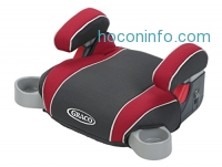 ihocon: Graco Backless Turbo Booster Car Seat, Chili Red