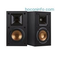 ihocon: Klipsch R-14M 4-Inch Reference Bookshelf Speakers (Pair, Black)