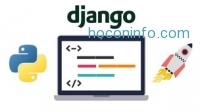 ihocon: Python and Django Full Stack Web Developer Bootcamp