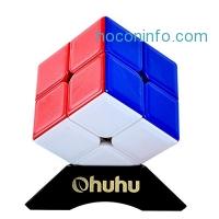 ihocon: Ohuhu 2x2x2 Speed Cube with Stand 魔術方塊