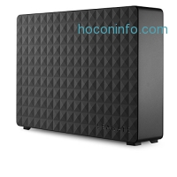ihocon: Seagate Expansion 8TB USB 3.0 3.5 Desktop External Hard Drive STEB8000100 Black