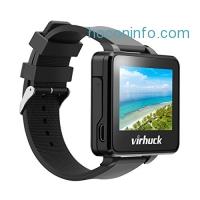 ihocon: Virhuck T909 FPV Watch Receiver Mini Monitor for All 5.8GHz RC Drone 手戴迷你FPV螢幕
