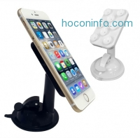 ihocon: Universal 360° Suction Cup Car Mount Holder汽車手機固定架