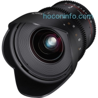 ihocon: Rokinon 20mm T1.9 Cine DS Lens for Canon EF