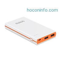 ihocon: Lumsing 8000mAh 2-Port USB Power Bank 行動電源/充電寶