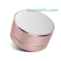 ihocon: UNITEK Bluetooth Stereo Speaker with Built-In Mic藍芽無線內建麥克風喇叭