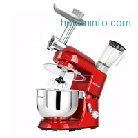 ihocon: CHEFTRONIC Stand Mixers 5.3qt Bowl 多功能