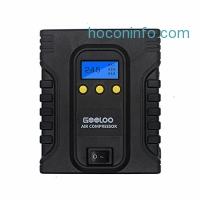 ihocon: GOOLOO Portable Digital Tire Inflator 輪胎電動打氣機