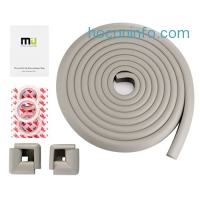 ihocon: MIU COLOR Table Edge Corner Guards with 4 Corners - 16.4 ft Edge