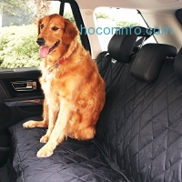 ihocon: Cymas Pet Seat Cover 汽車防水坐椅墊