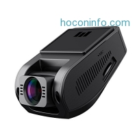 ihocon: Aukey DR-02 1080p Dashboard Camera Recorder with 170-Degree Wide-Angle Lens, G-Sensor, WDR, Loop Recording and Night Vision行車記錄器