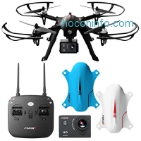 ihocon: F100 Ghost Drone with Camera - 1080p Go Pro Drones空拍機