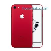 ihocon: Apple iPhone 7 128GB RED-Special Edition-USA Model-WARRANTY