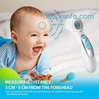 ihocon: AVANTEK Non-Contact Infrared Forehead Thermometer紅外線免接觸前額温度計