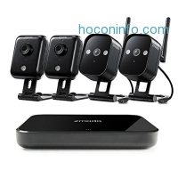 ihocon: Zmodo Replay 1.0 Megapixel Outdoor Indoor Wireless Smart Home Secuirty Camera System (No Hard Drive)居家防盜監視系統