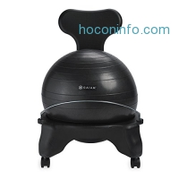 ihocon: Gaiam Balance Ball Chairs平衡球椅健身椅