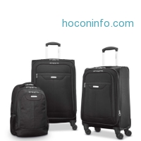 ihocon: Samsonite Tenacity 3 Piece Set - Luggage - Exclusive to eBay