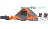ihocon: Ozark Trail 22 piece Camping Combo Set - Walmart.com