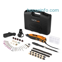 ihocon: Tacklife RTD35ACL Advanced Multi-functional Rotary Tool Kit with 80 Accessories and 3 Attachments