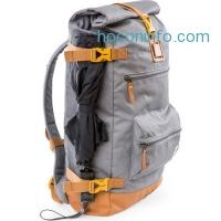 ihocon: Ozark Trail 25L Roll Top Backpack背包