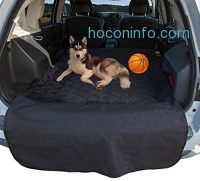 ihocon: NKTM Durable Cargo Liner Large Cover Bed Mat for Car Vehicle SUV Vans Truck