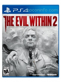 ihocon: The Evil Within 2 - PlayStation 4 Standard Edition