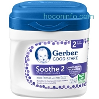 ihocon: Gerber Good Start Soothe Non-GMO Powder Infant Formula, Stage 2, 26.6 Ounce (Pack of 4)