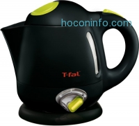 ihocon: T-fal BF6138 Balanced Living 4-Cup 1750-Watt Electric Kettle with Variable Temperature and Auto Shut Off, 1-Liter, Black 自動開關可調温度電熱水壺