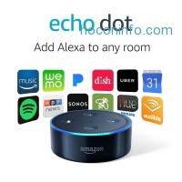 ihocon: Amazon Echo Dot (2nd Generation) + $10 Newegg Gift Card