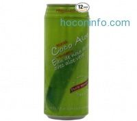 ihocon: Taste Nirvana Coco Aloe, Coconut Water with Aloe Juice, 16.2 Ounce Cans (Pack of 12)