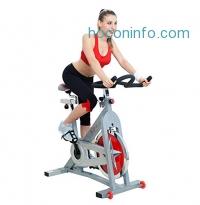 ihocon: Sunny Health & Fitness Pro Indoor Cycling Bike