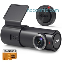 ihocon: Goluk T2 FHD 1080P 152° WDR Car Dash Cam with G-sensor for Real Time Video Sharing, Motion Detection, Traffic Accident Disputes, Parking Monitor Loop Recording