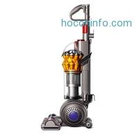 ihocon: Dyson Small Ball Multi Floor Upright Vacuum, Iron/Satin Yellow (Certified Refurbished)