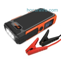 ihocon: Jackery Spark 18000 mAh Car Jump Starter with Built-In LED Flash Light汽車啓動行動電源