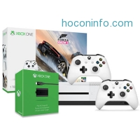ihocon: Xbox One S 1TB Forza Horizon 3 Bundle + Xbox Controller + Play and Charge Kit