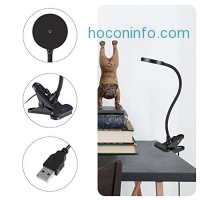 ihocon: Aglaia Clip On LEDs with Touch Control Eye Care Desk Lamp夾式護眼桌燈