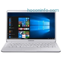 ihocon: Samsung NP900X3N-K01US 13.3 Notebook 9 7th Gen Intel i5, 256GB SSD Laptop